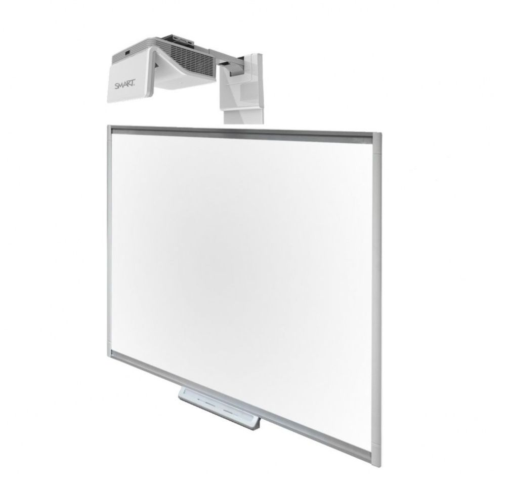 <noindex>������������� ������� </noindex>SMART Technologies SMART Board SBM680 � ��������� ������ � ��������������������� ���������� SMART UF70 (smartboard)